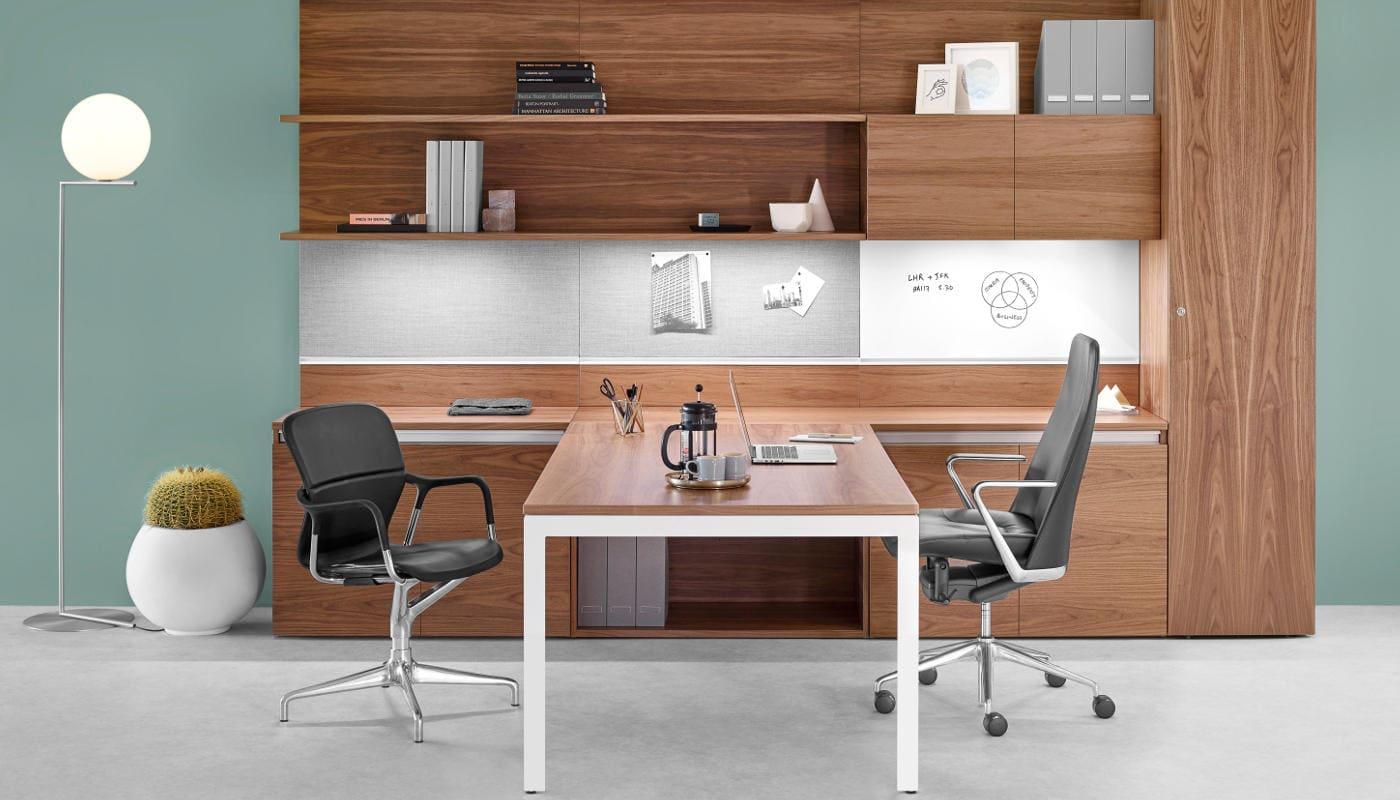 Herman Miller TAPER seduta ufficio gallery 6