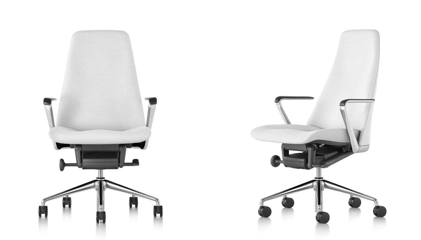 Herman Miller TAPER seduta ufficio gallery 3