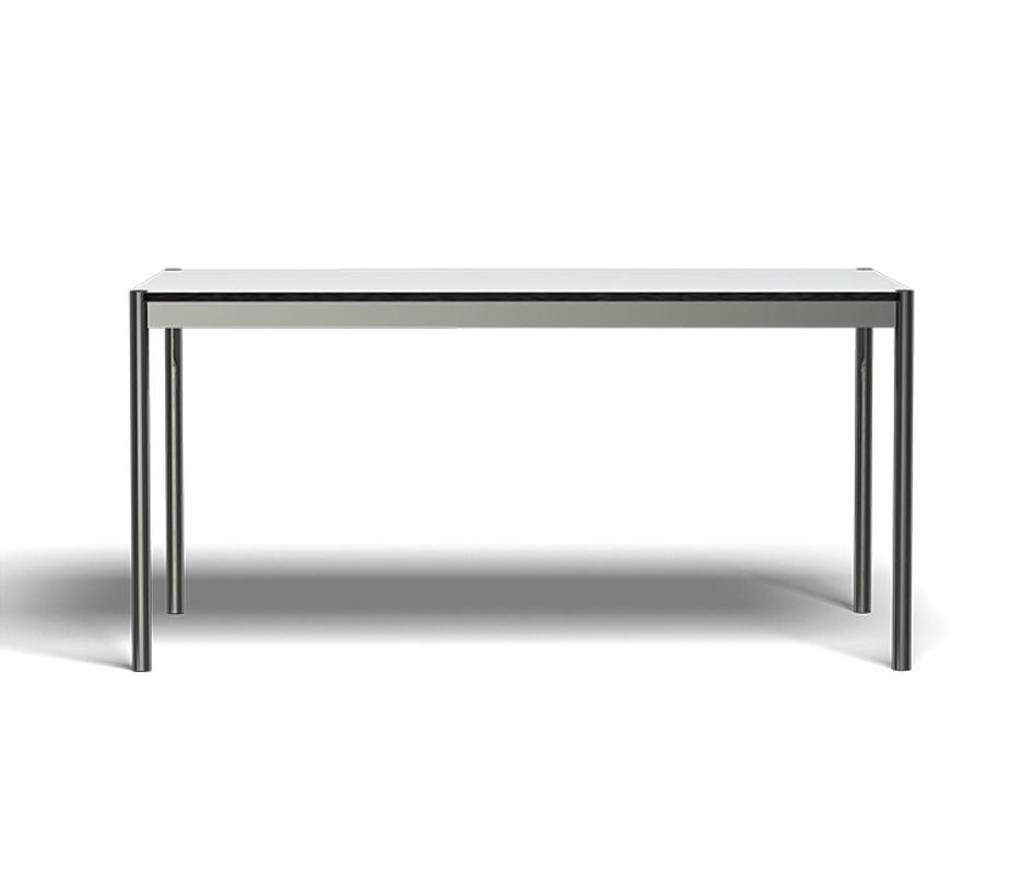 USM Haller tavolo grigio perla gallery 5