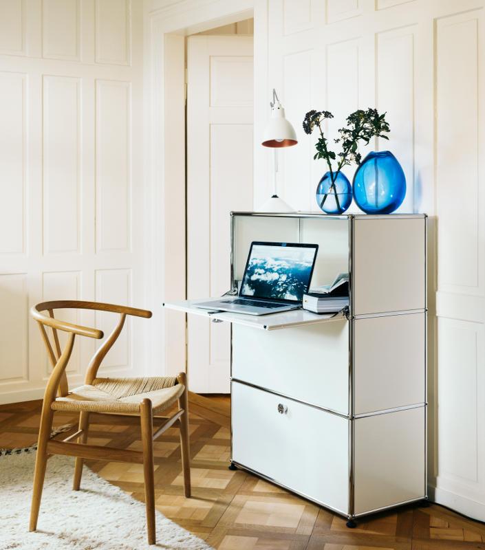USM HomeOffice5 haller contenitore 3 ante gallery 2