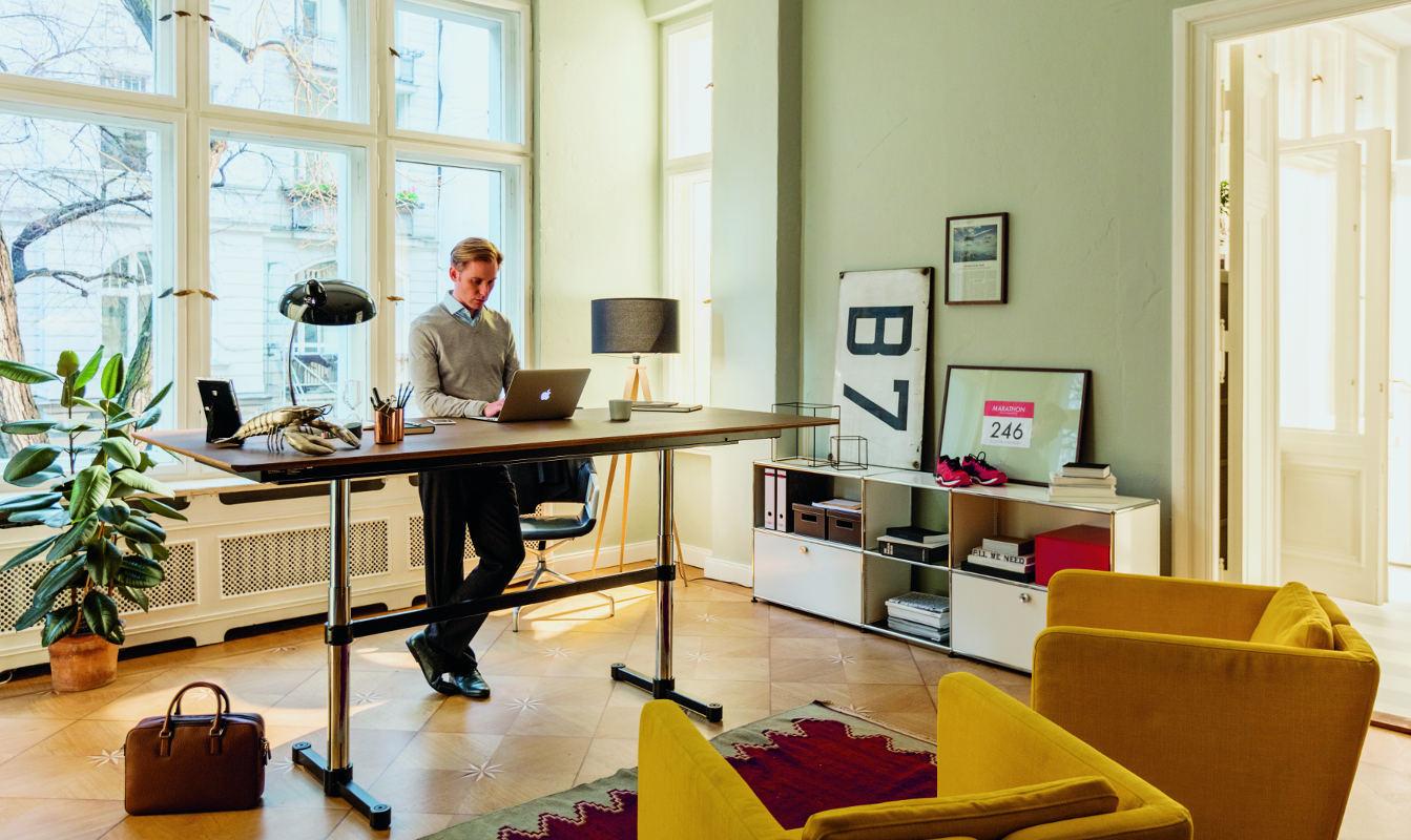 USM HomeOffice Tavolo Kitos gallery