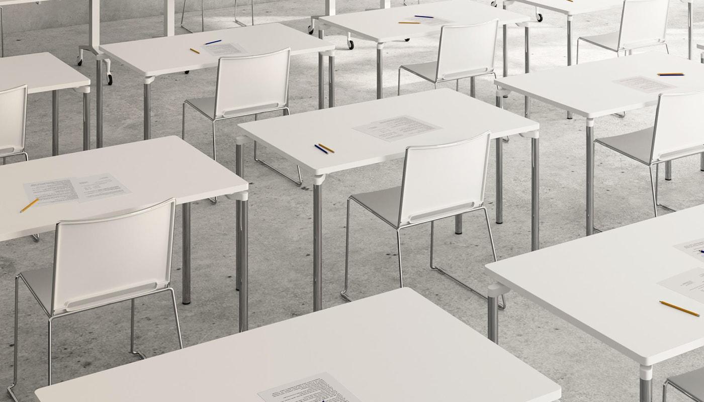 Della Chiara Leg 04 tavolo scuola gallery