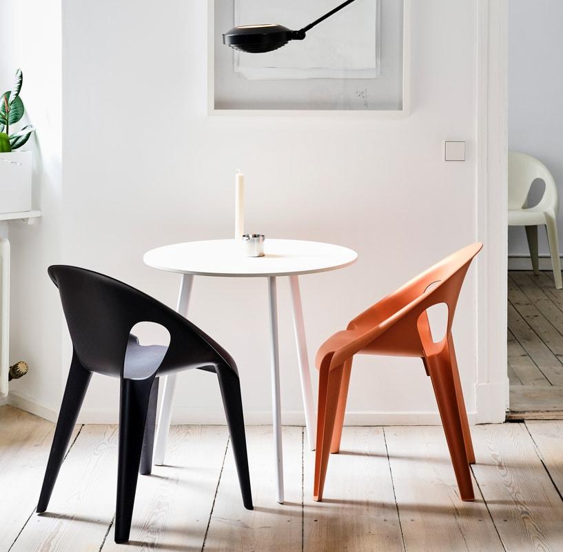 MAGIS Bell Chair sedia impilabile gallery 3