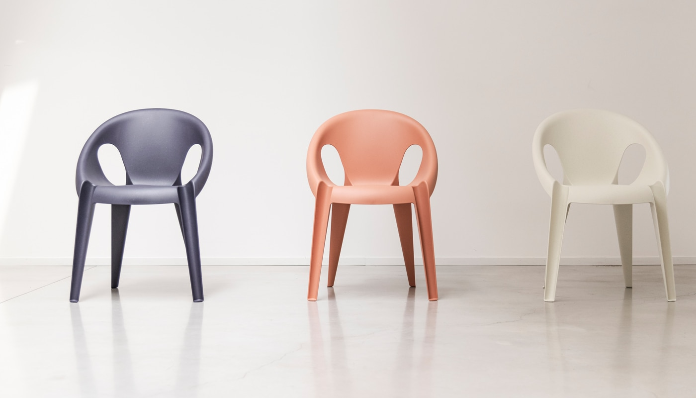 MAGIS Bell Chair sedia impilabile gallery 5