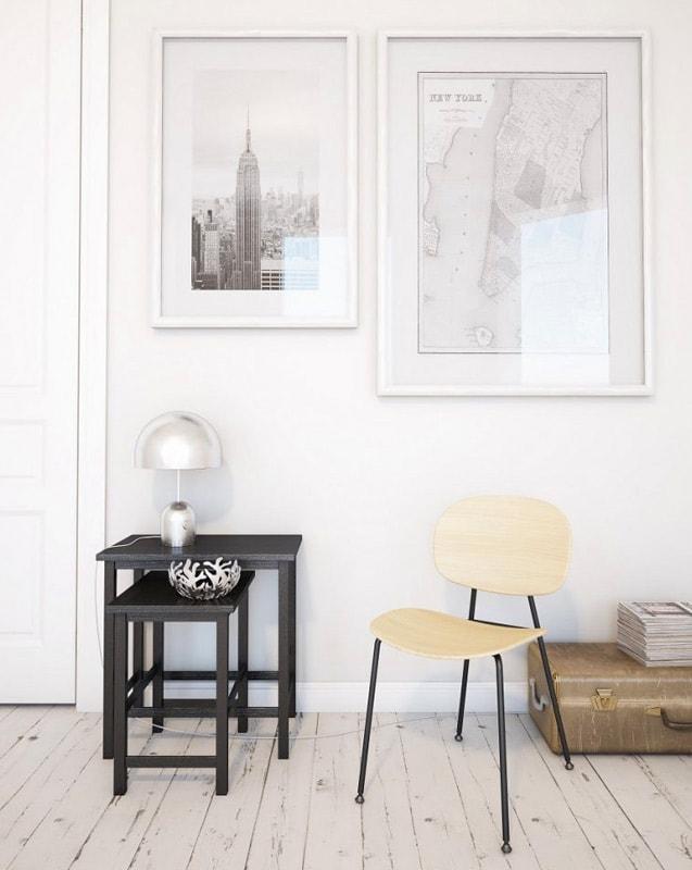 INFINITI Tondina 4Legs sedia scocca legno gallery 4