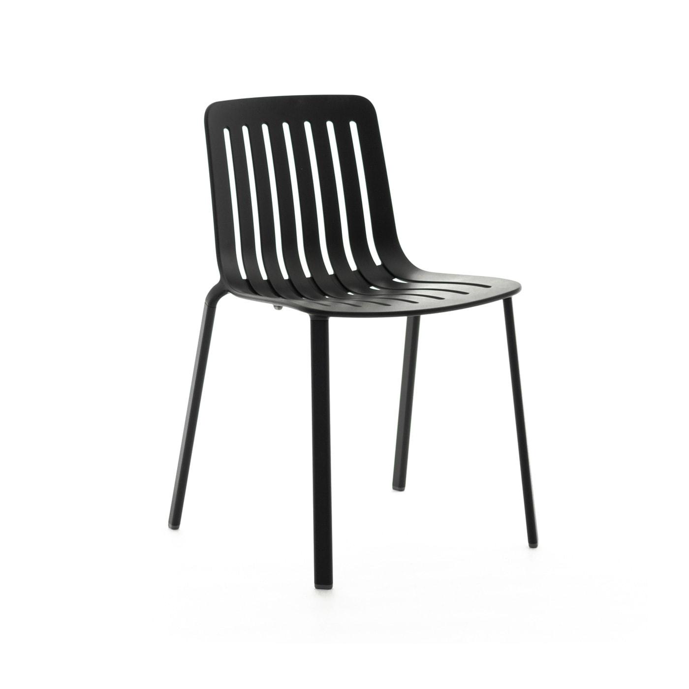 MAGIS Plato sedia alluminio impilabile