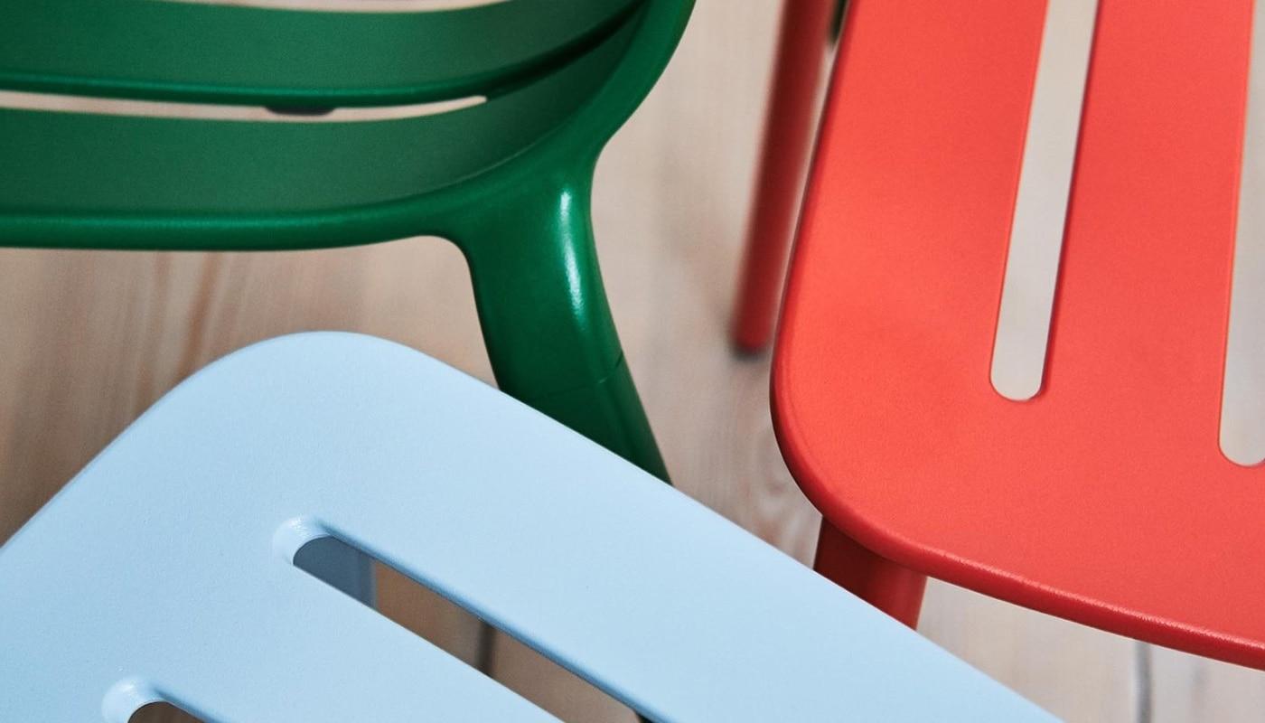 Msgis Plato sedia outdoor colori gallery