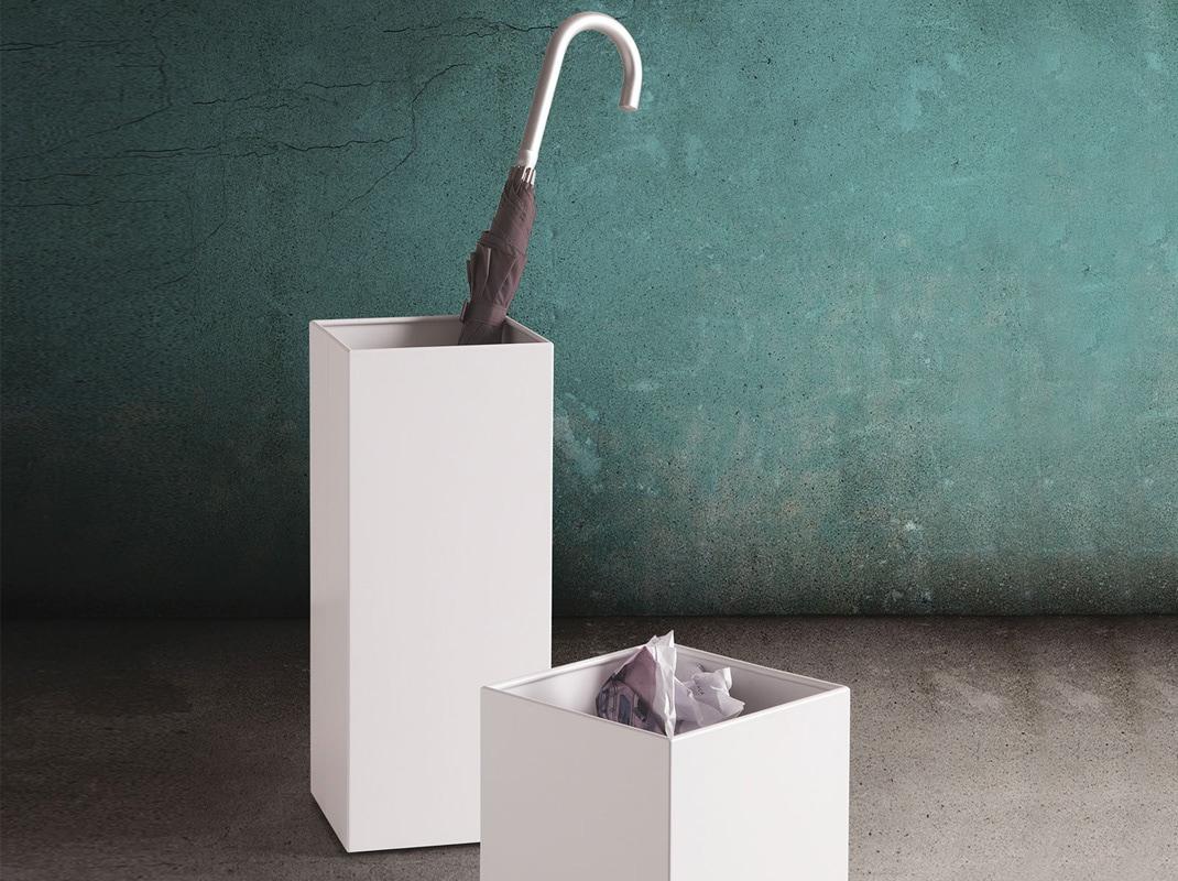 CAIMI Design Collection portaombrelli acciaio gallery