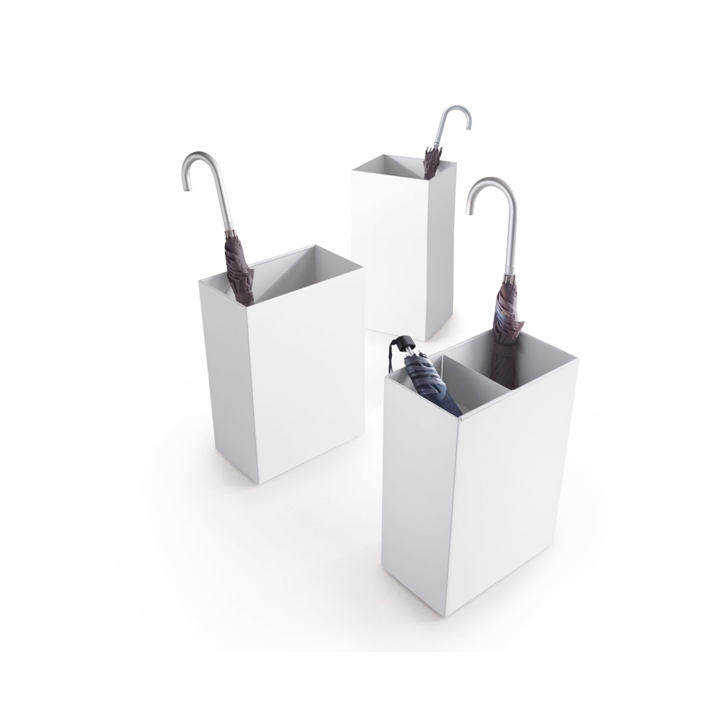 CAIMI Design Collection porta ombrelli in acciaio
