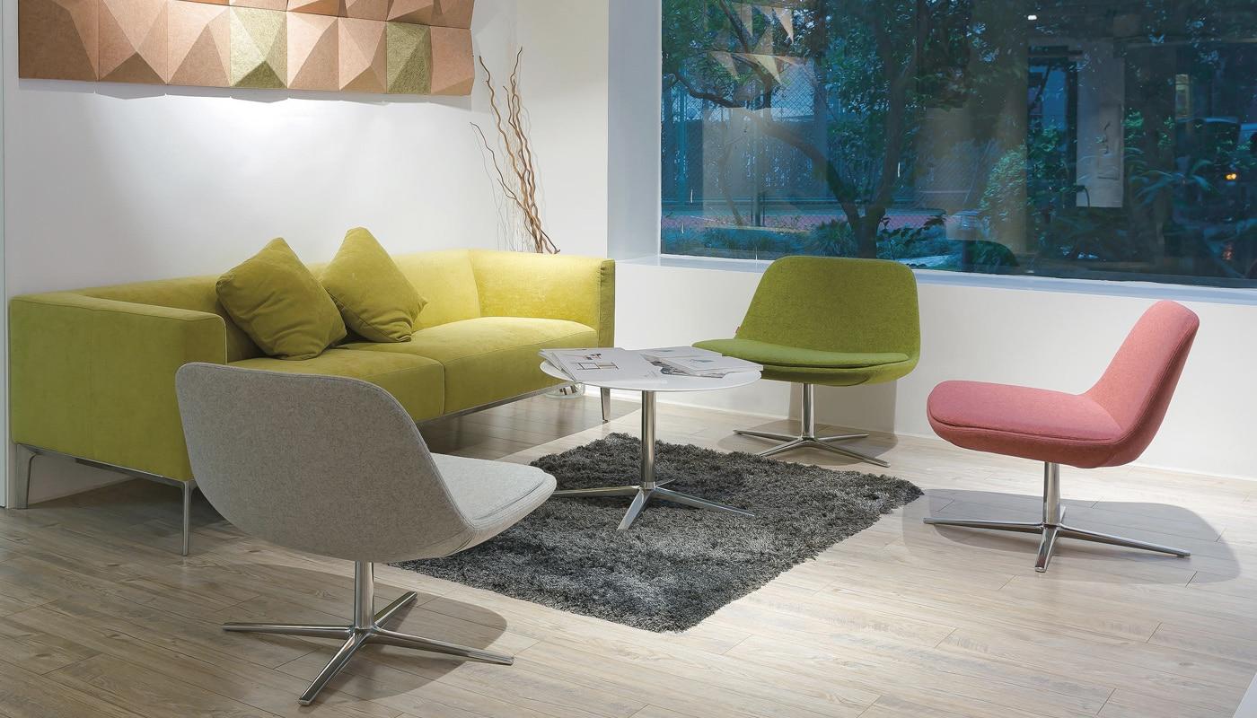 INFINITI Pure Loop Lounge poltroncina gallery
