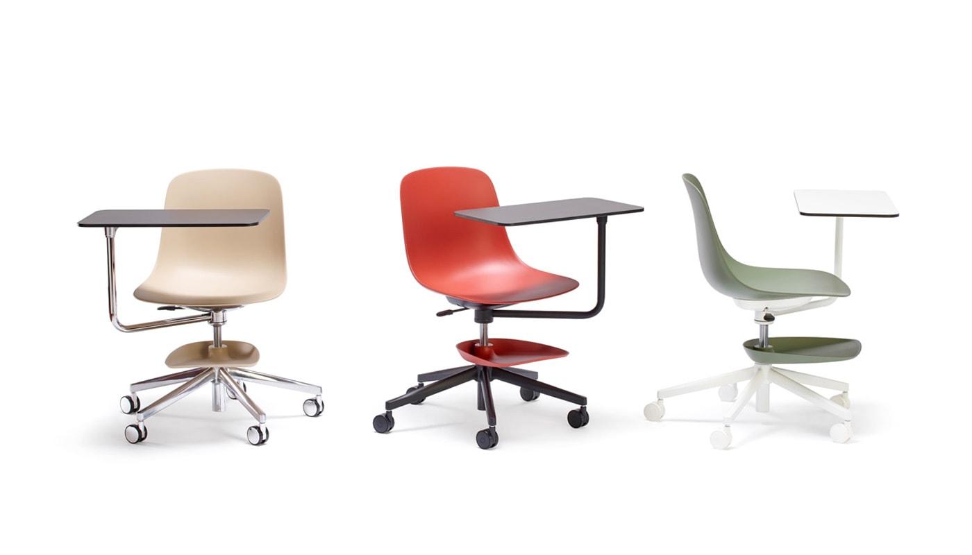 INFINITI Pure Loop EDUCATIONAL sedia con tavoletta gallery