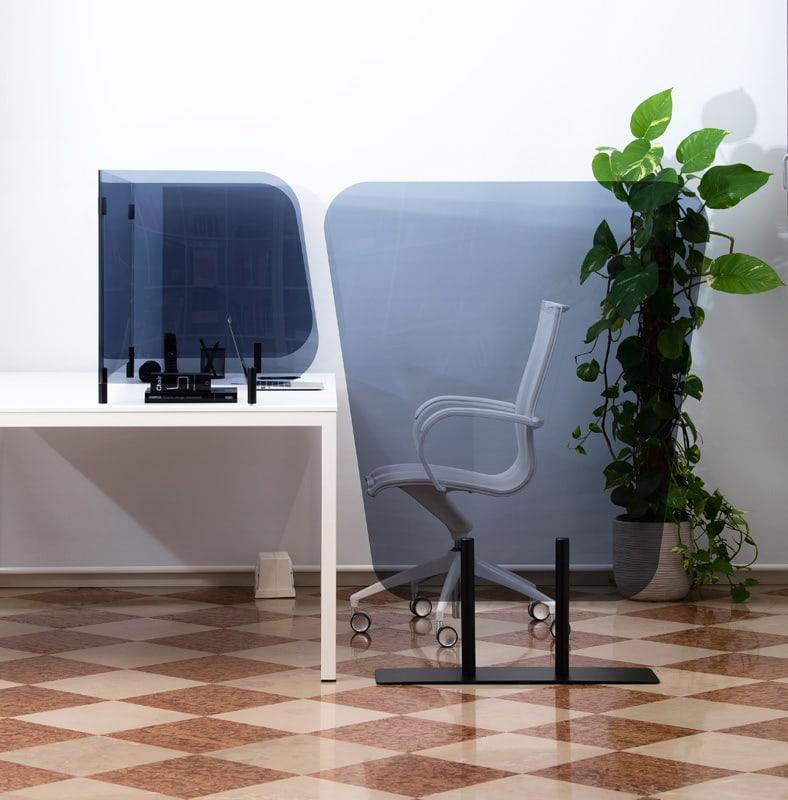 REXITE SCUDO schermi plexiglass da terra gallery 6
