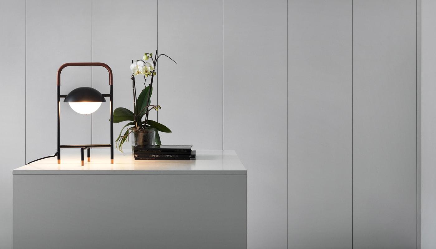 Aromas Del Campo Wong lampada da tavolo gallery