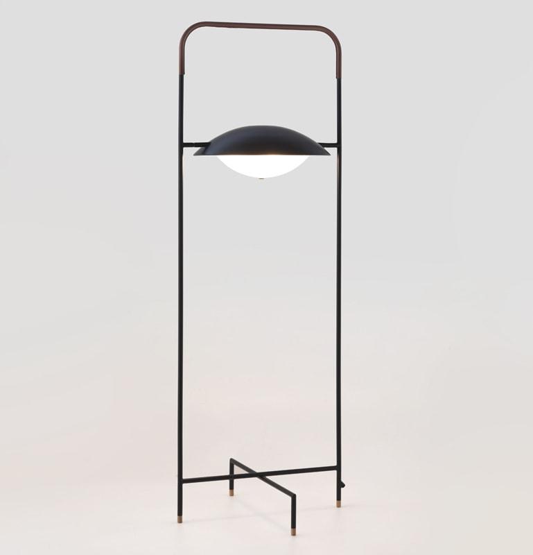 AROMAS DEL CAMPO Wong lampada da terra gallery 2