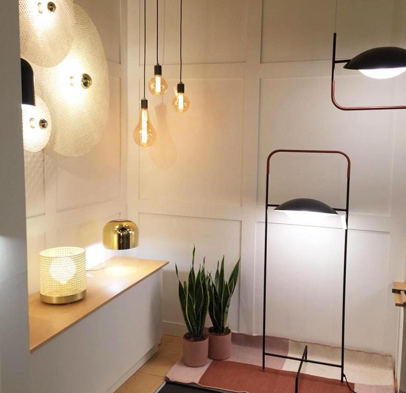 AROMAS Del Campo Wong lampada terra gallery 4