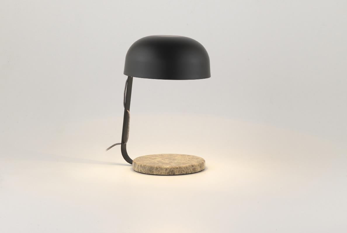 AROMAS del CAMPO Marbre lampada tavolo - gallery