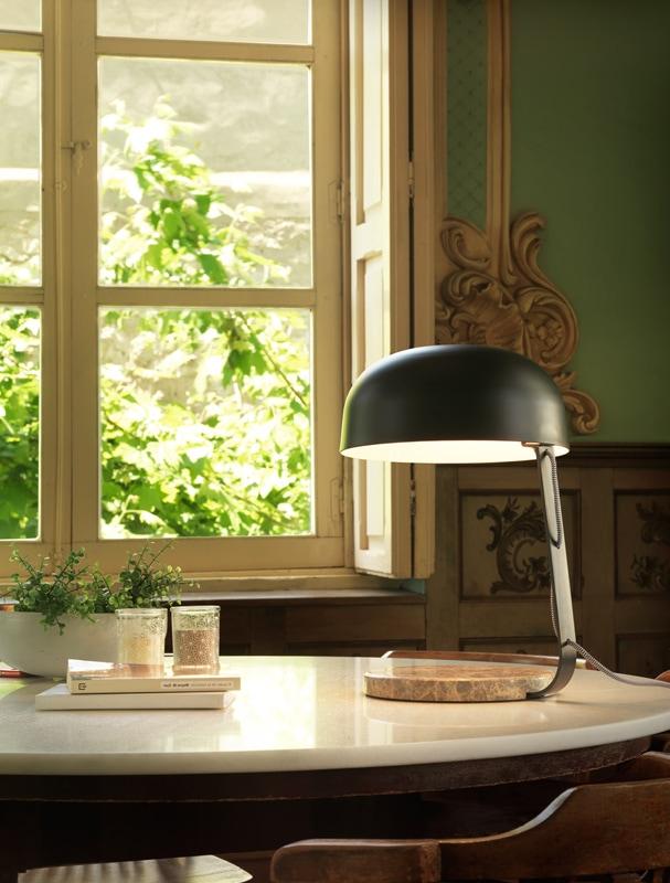 AROMAS del CAMPO Marbre lampada tavolo - gallery 3