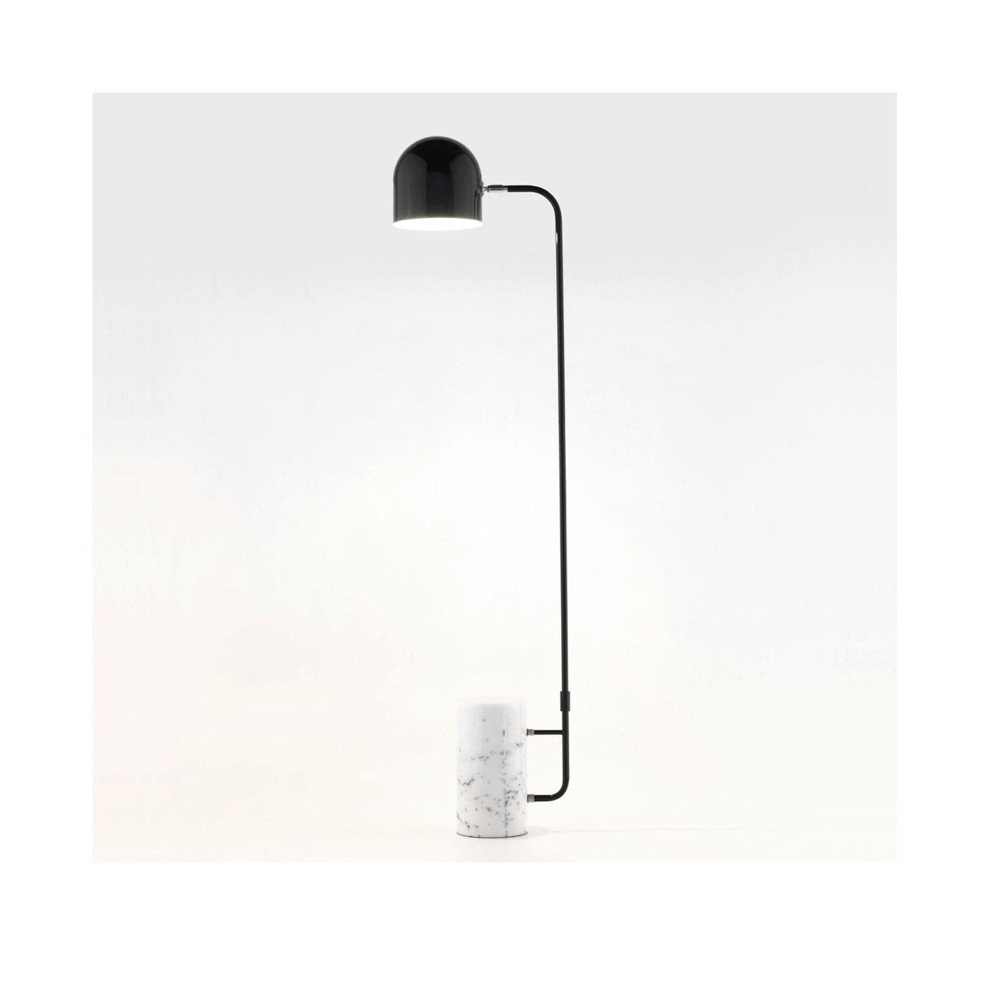 Aromas Luca lampada terra base in marmo - vendita online