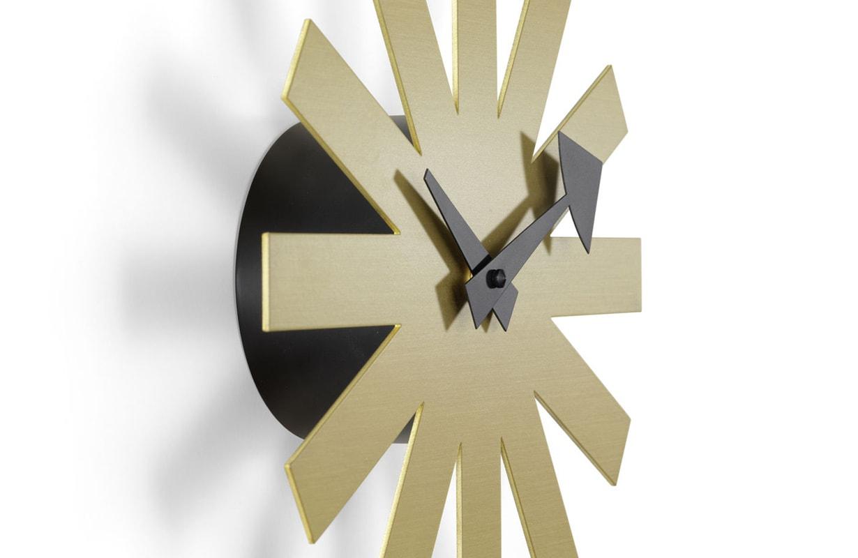 VITRA Asterisk Clock orologio parete detaglio gallery