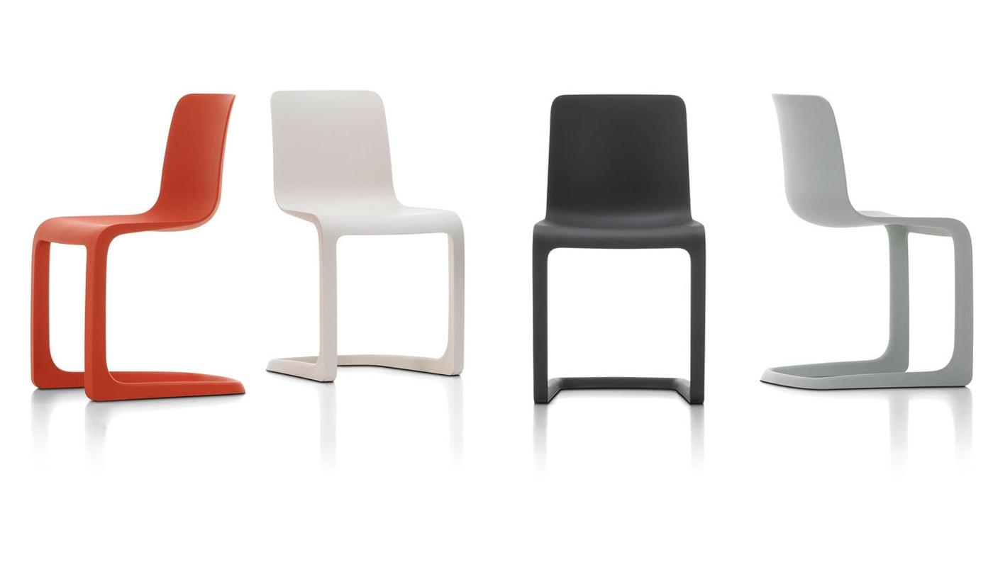 Vitra Evo-c sedia cantilever - vendita online gallery