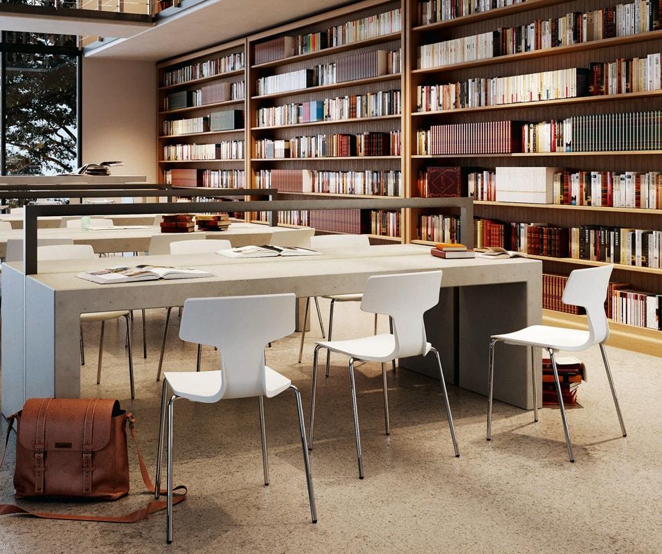 Della Chiara Split Education seduta per scuole - gallery 4