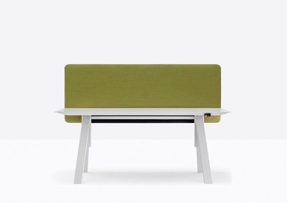 Pedrali Arki-Table Desk tavolo altezza regolabile - gallery 3