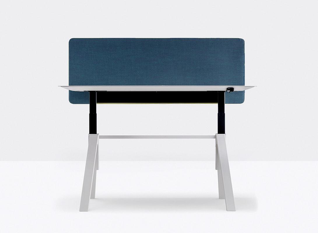 Pedrali Arki-Table Desk tavolo altezza regolabile - gallery 4