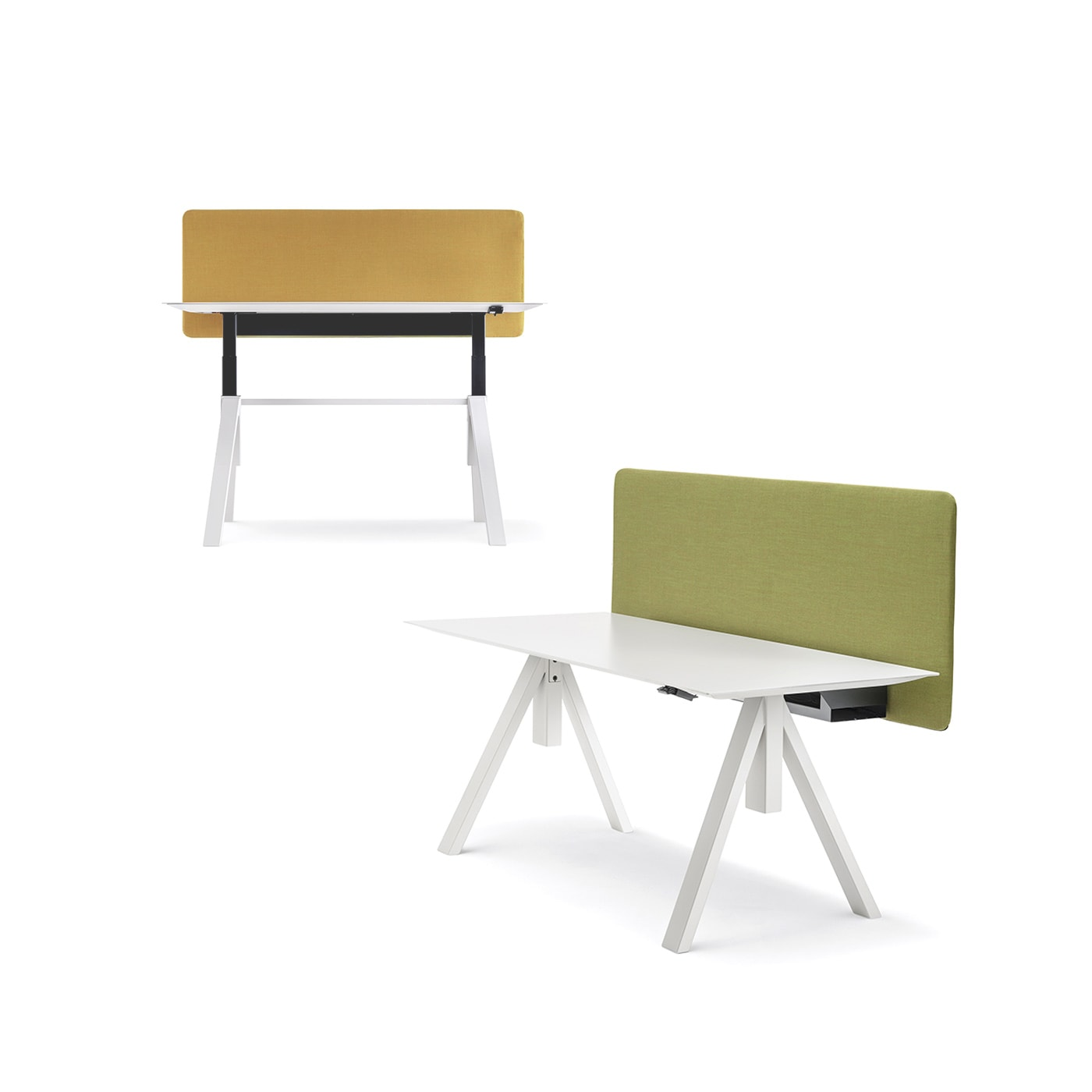 Pedrali-Arki-Table adjustable Desk - vendita online