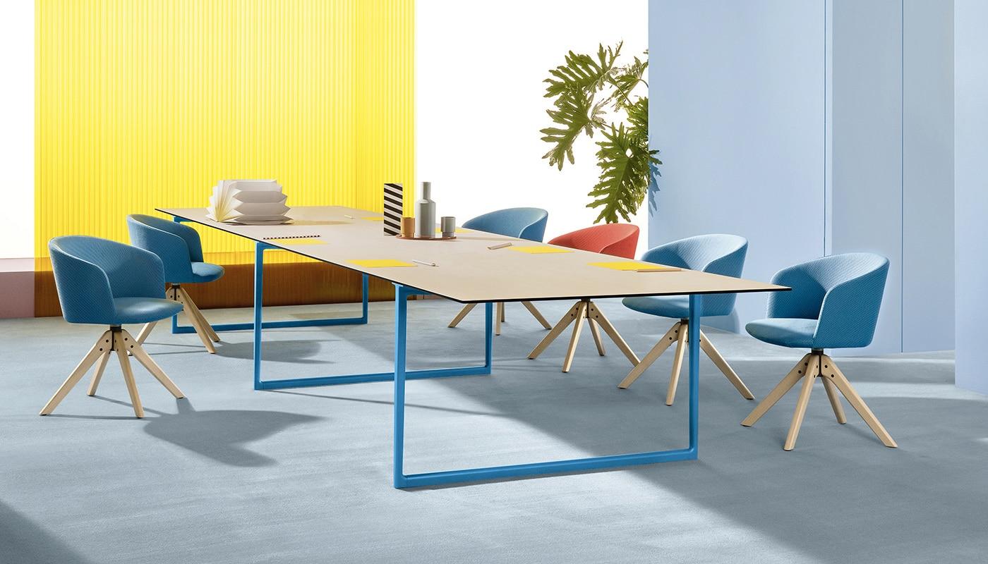 Pedrali TOA Conference tavolo riunioni - gallery
