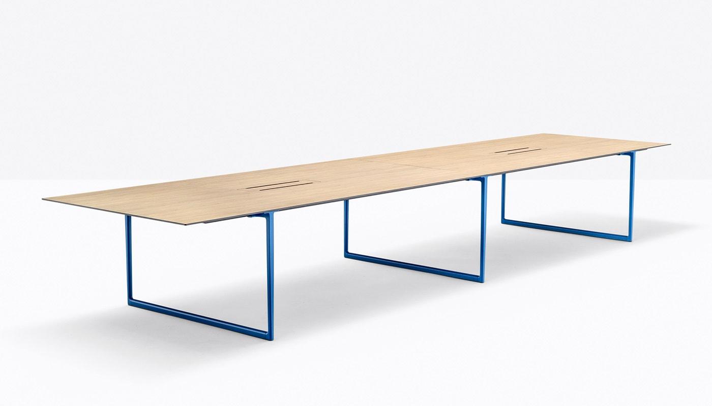 Pedrali TOA Conference tavolo riunioni top access - gallery 2