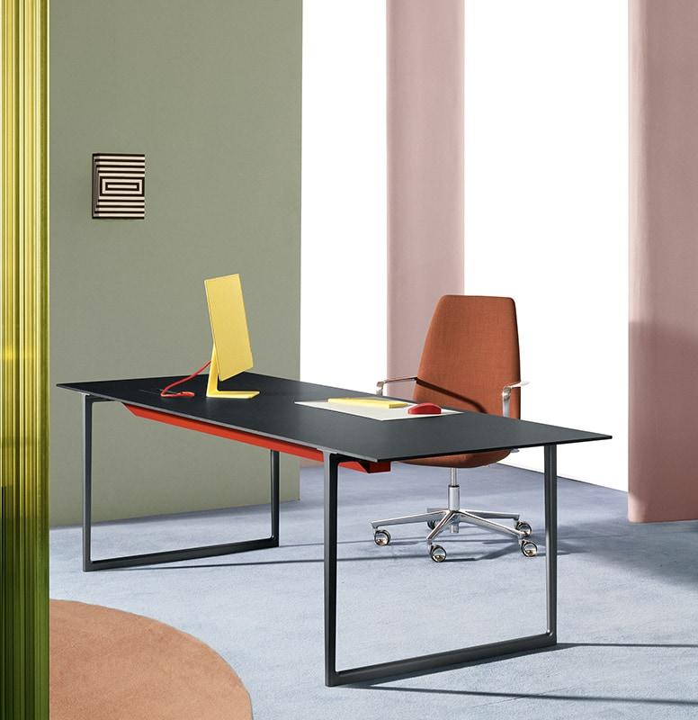 Pedrali TOA desk - shop online gallery 3