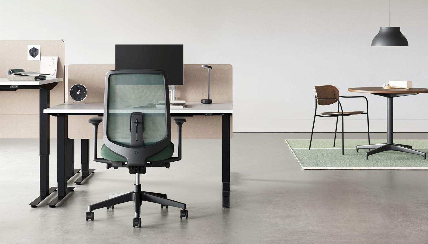 Herman Miller Verus poltrona ufficio - gallery 5