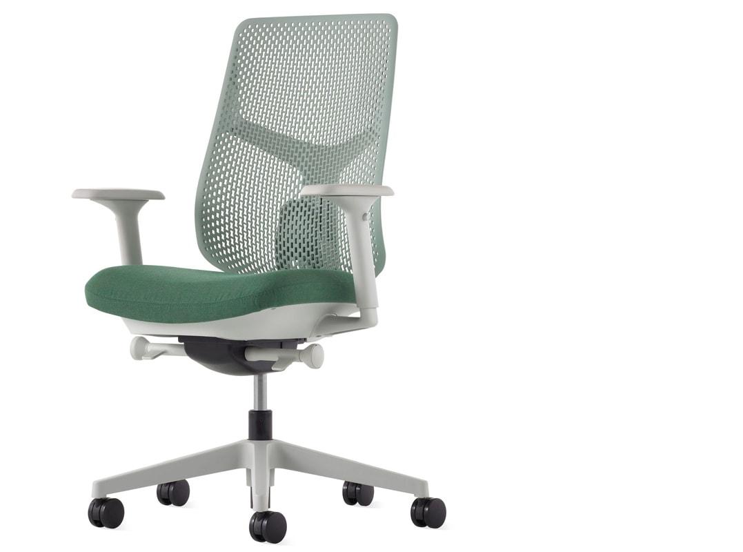 Herman Miller Verus sedia ufficio schienale Triflex - gallery