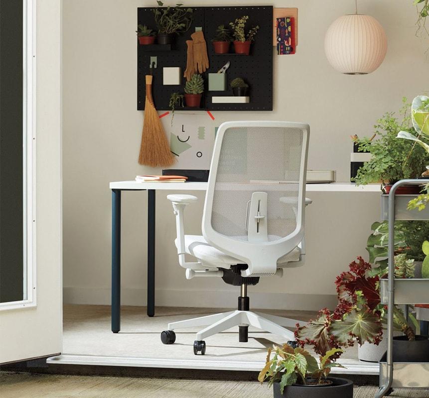 Herman Miller Verus sedia ufficio schienale in rete - gallery