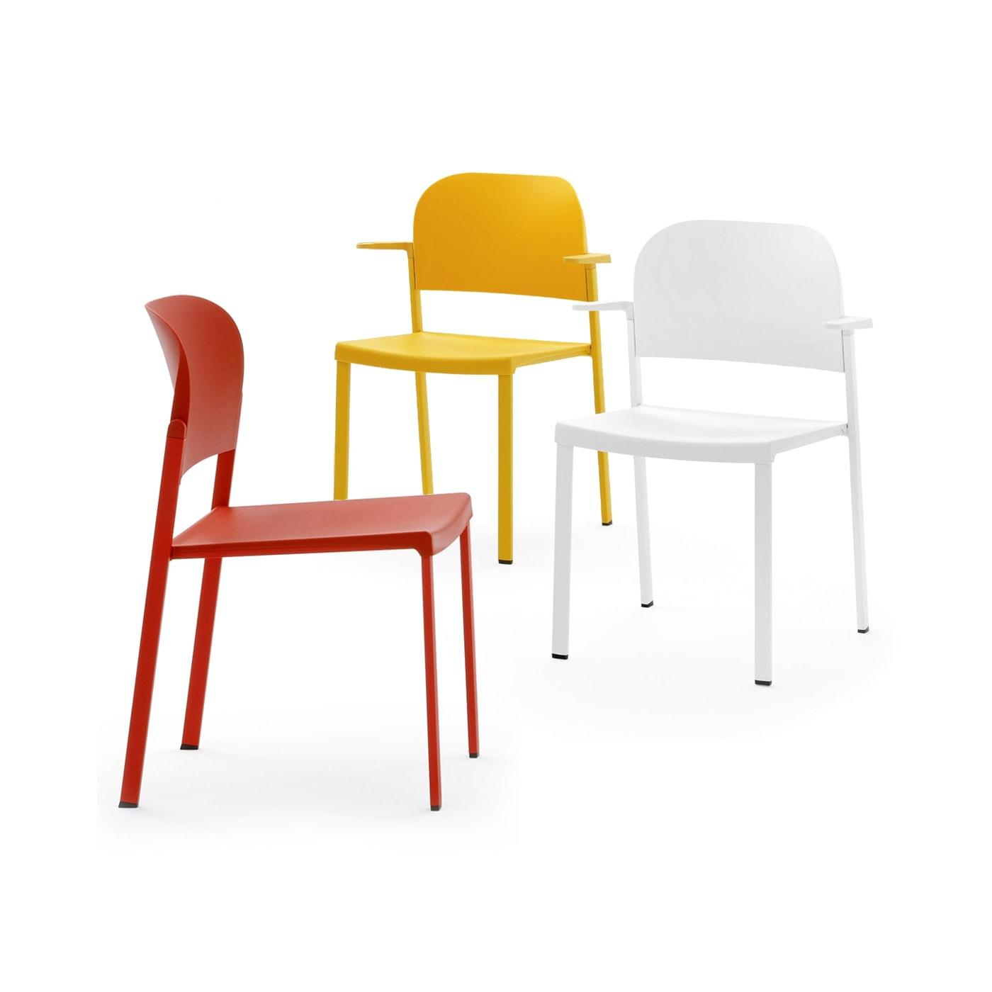 MakeUp sedia impilabile - vendita online