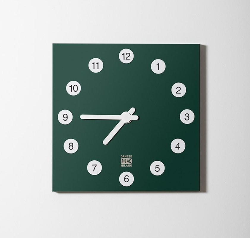 Danese Oramai orologio con cifre magnetiche - gallery