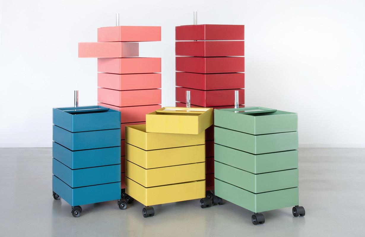 Magis 360 cassettiere per ufficio - gallery 5