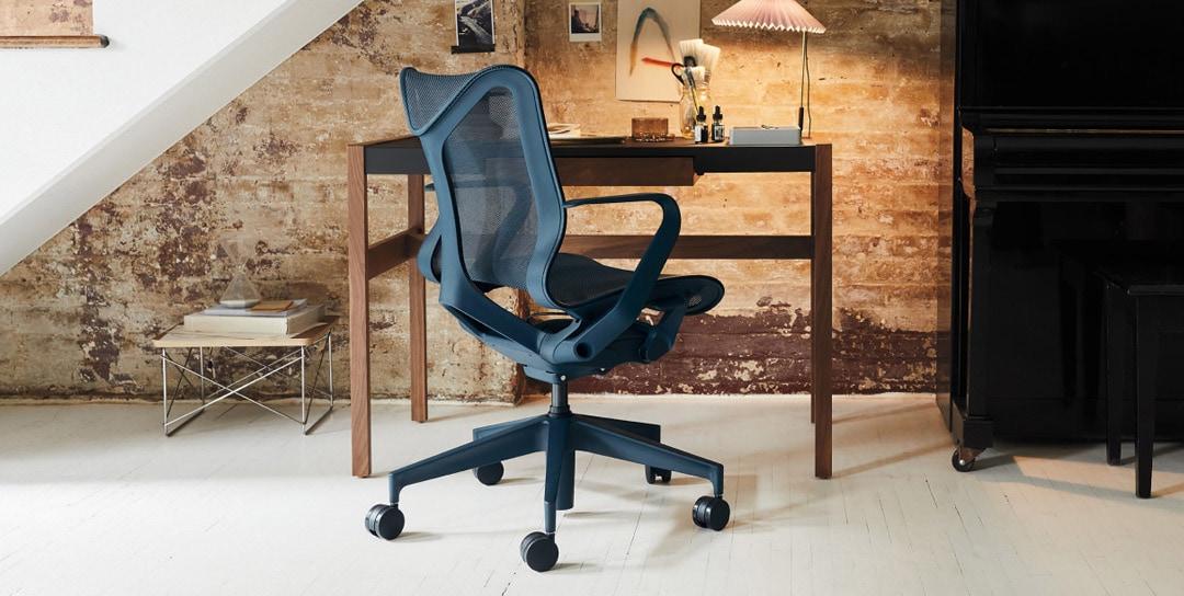 Sedia ufficio performante Herman Miller Cosm, in vendita sullo shop online dellachiara.it