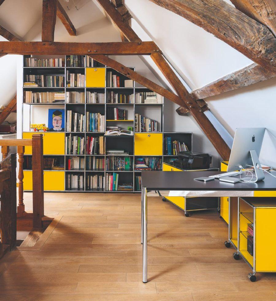 Come creare un angolo ufficio di design aspettando il salone del mobile