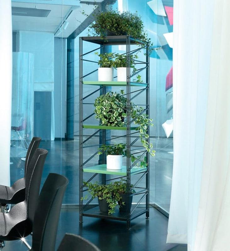 Caimi Socrate Outdoor scaffale porta piante
