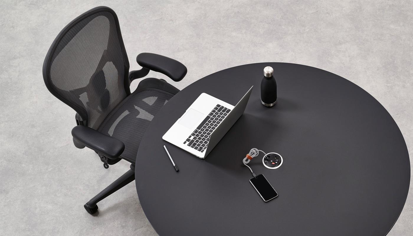 Herman Miller tavolo Civic -Aeron hiTech sedia ideale per gaming - gallery