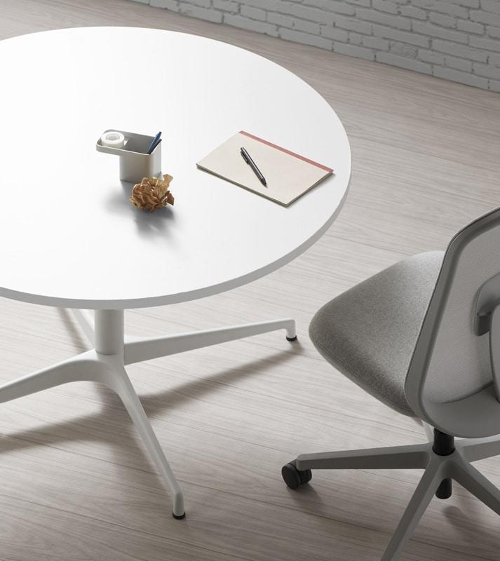 Herman Miller Civic tavolo rotondo - gallery3