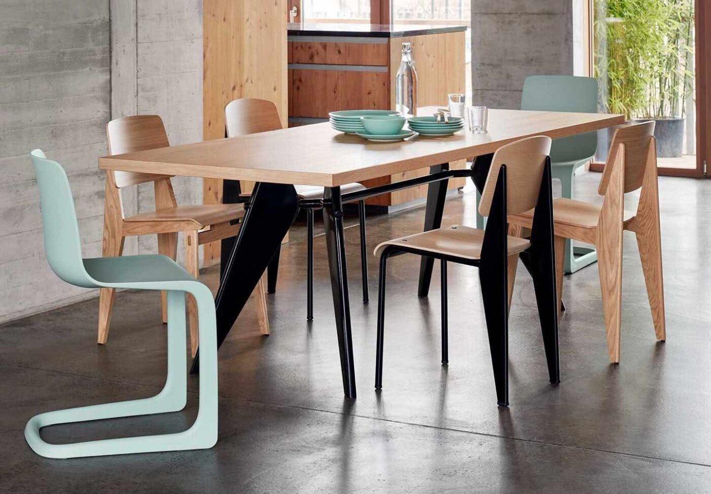 La sedia a sbalzo Vitra Evo-C in vendita online sullo shop Della Chiara