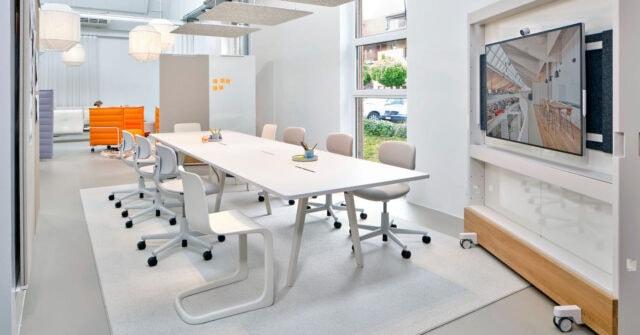 Progettazione ufficio e spazi di lavoro Della Chiara
